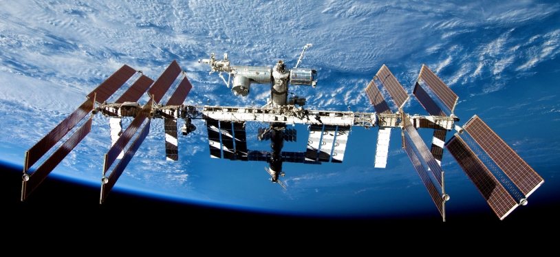 ISS - Station spatiale internationale