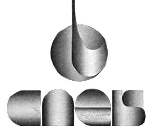 Logo du CNES 1976 - 1984