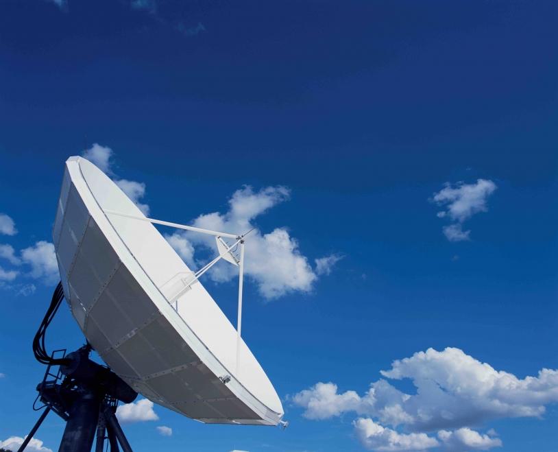 Antenne pour la constellation O3B