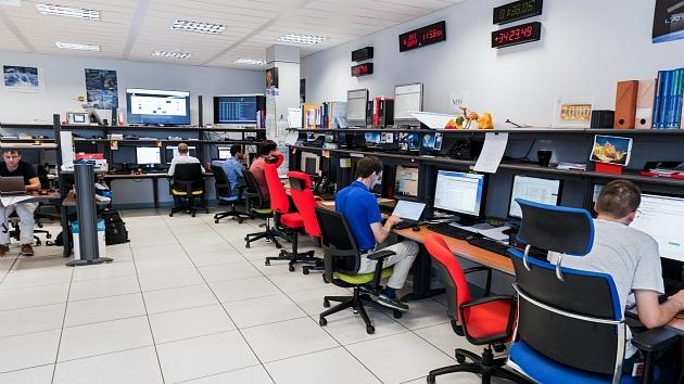 Le Centre d'orbitographie opérationnelle