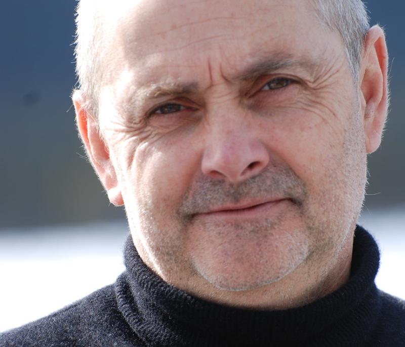 Pierre Chadoutaud, ingénieur au CNES, présentera la mission ATV. Crédits : CNES/S. Charrier.