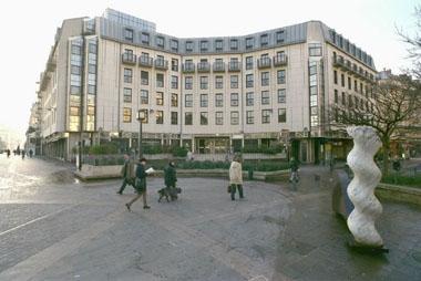 Le siège du CNES à Paris - © CNES/E.MARTIN